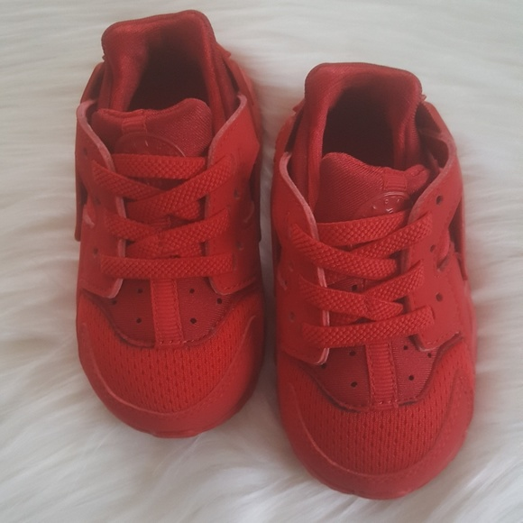 Nike Shoes New Baby Boy Red Huarache Poshmark